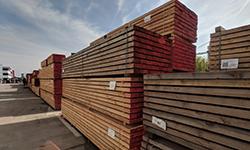 Houthandel Houtboerke – Dak, constructie en schrijnwerk – Ongeschaafd hout